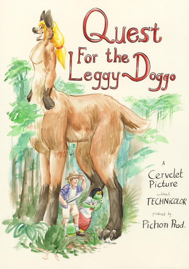 Quest for the Leggy Doggo
